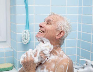 transfer shower bench for elderly