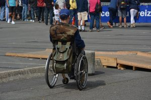 how wide is a wheelchair