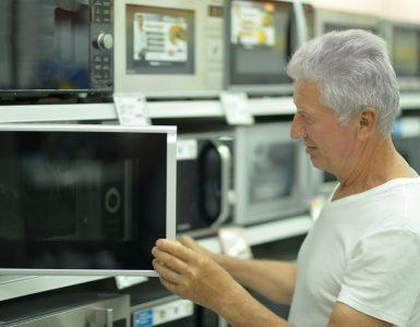 microwave for elderly