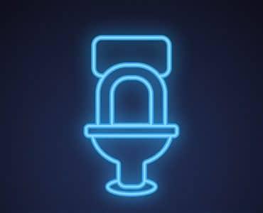 best toilet lights