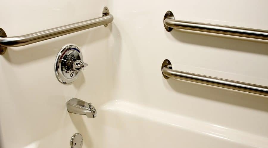 best grab bars for shower