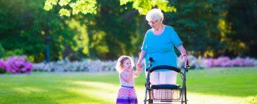 ightweight walker for seniors