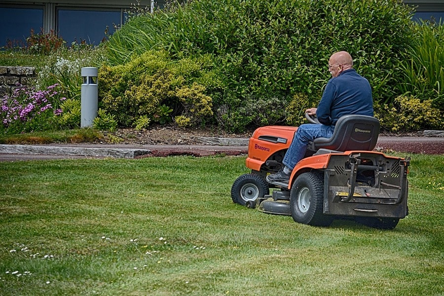 best lawn mower for elderly