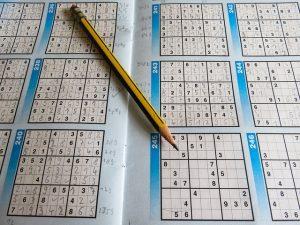 Sudoku for seniors