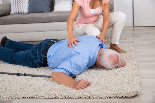 What Causes Seniors to Fall and How to Reduce Fall Risk