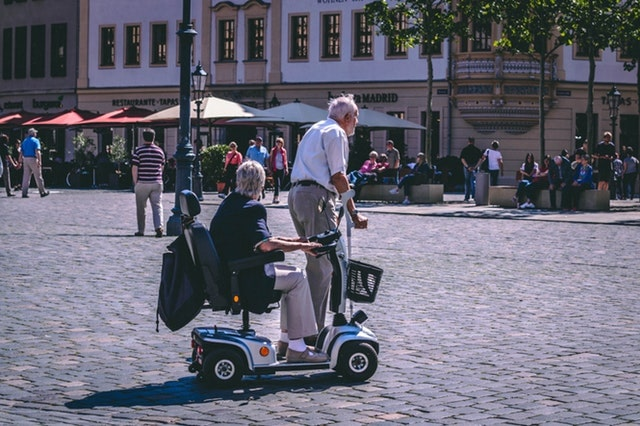 senior scooter