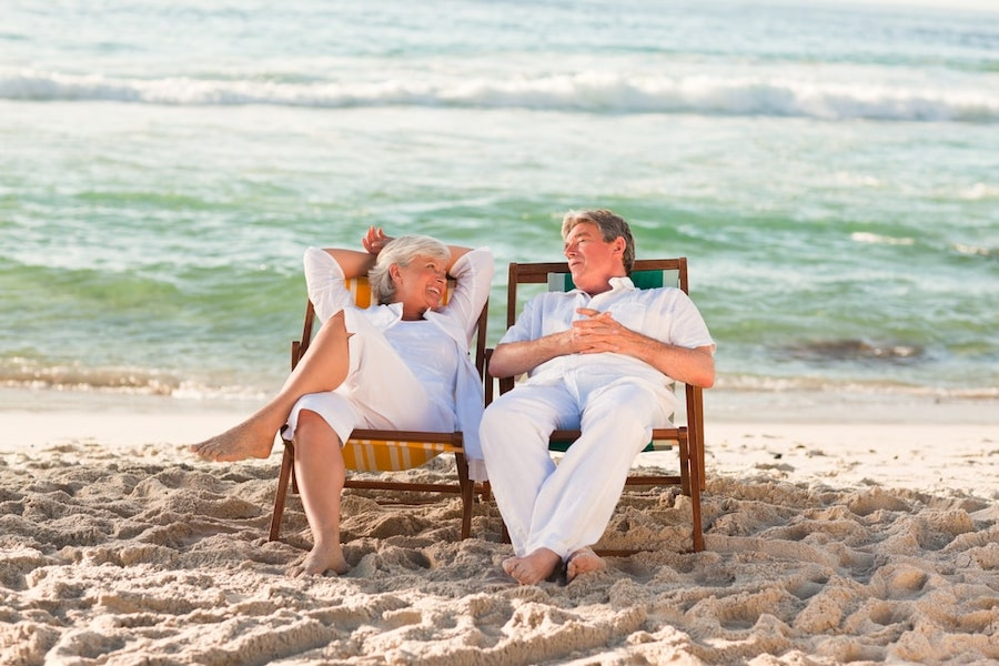 best beach chairs for elderly