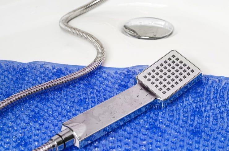 non slip shower mat for elderly
