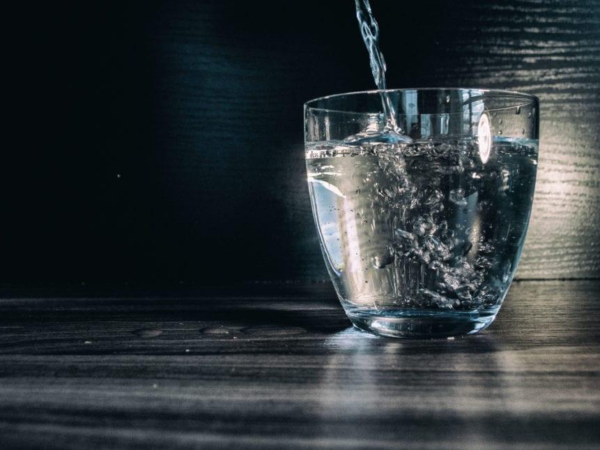 signs of dehydration in elderly