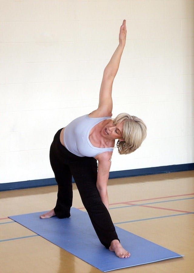 senior yoga classes