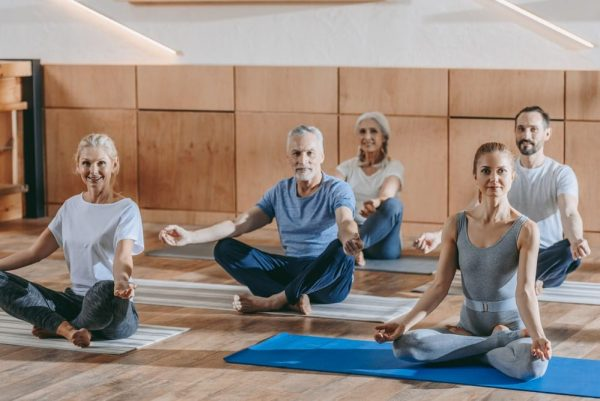 Yoga for Seniors: Everything You Need to Know