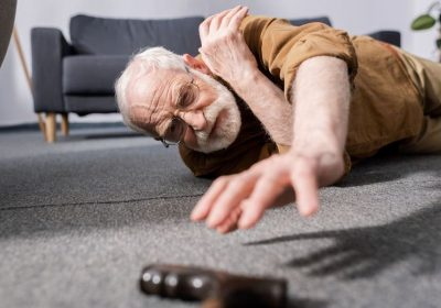 How To Lift An Elderly Person Off The Floor