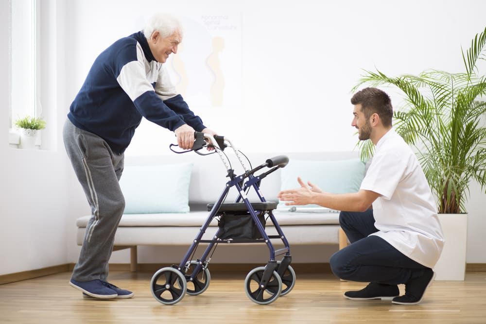 cost of rollator with 4 wheels