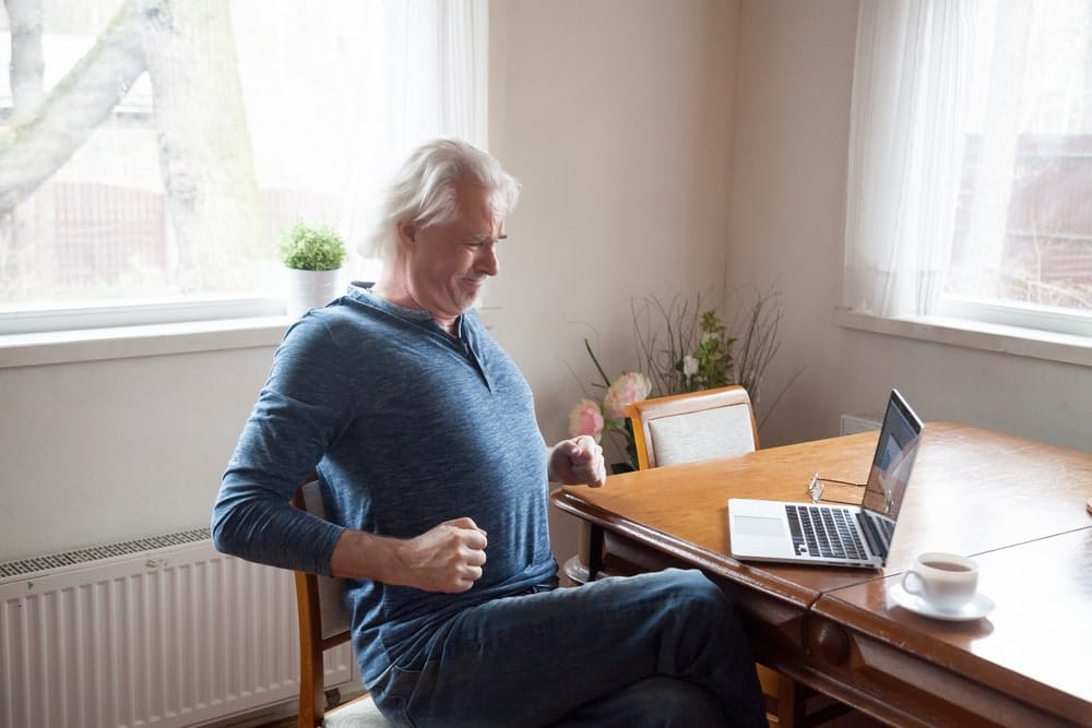 kitchen chair for elderly