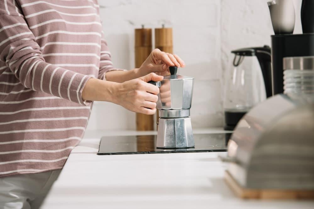 coffee maker for seniors