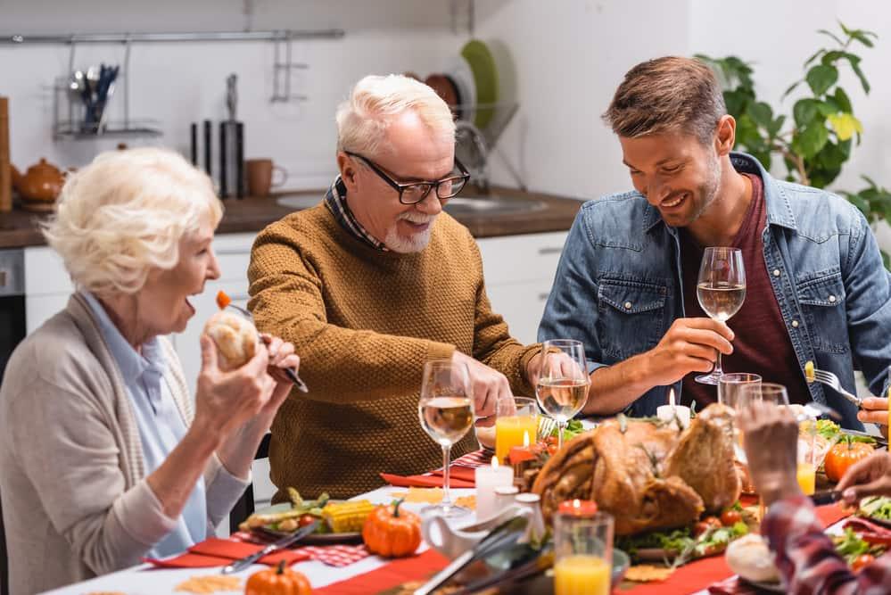 Utensils for elderly