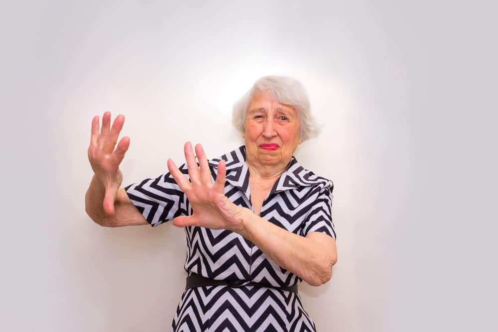 elderly parent refusing help