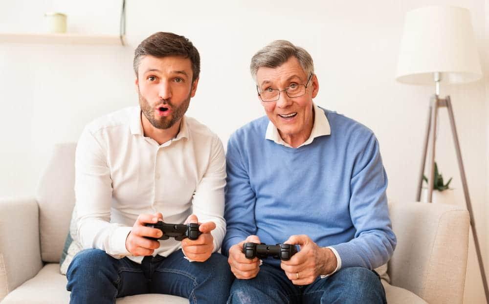 gadget for elderly