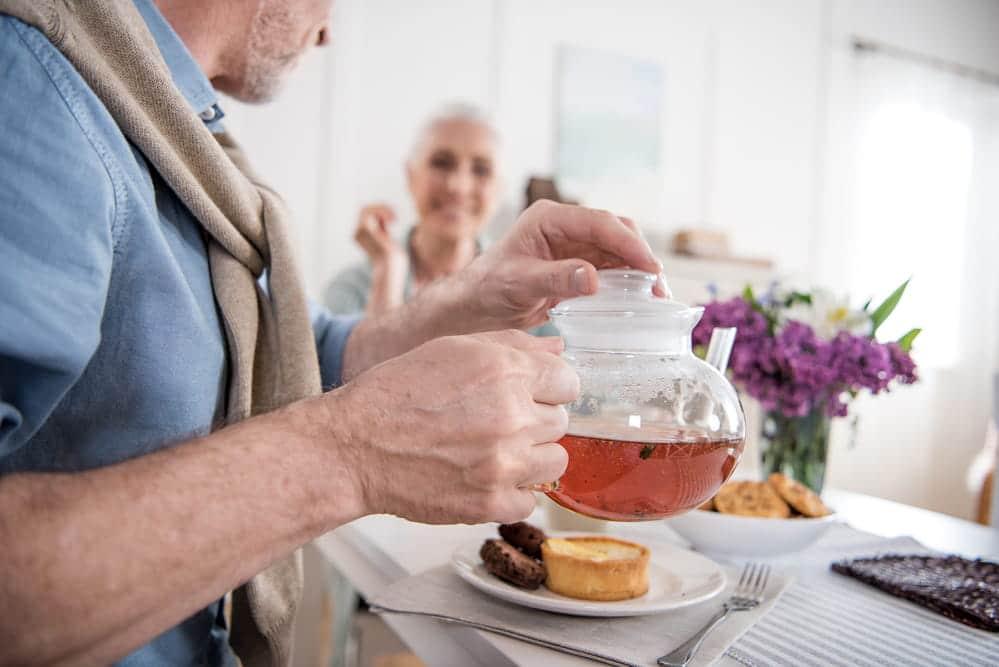 healthy food for elderly