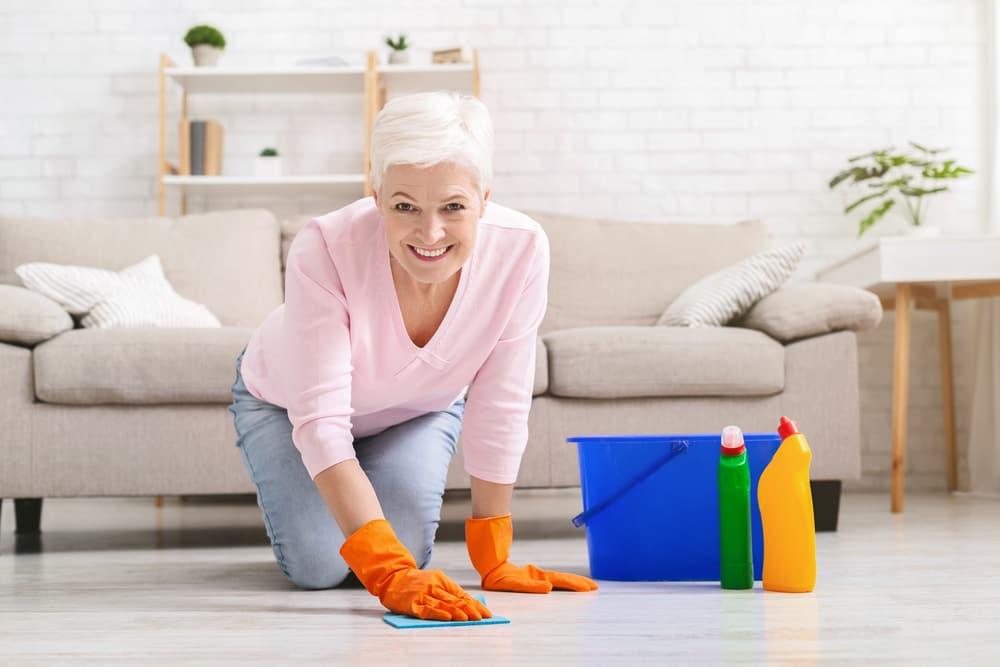 housework for elderly