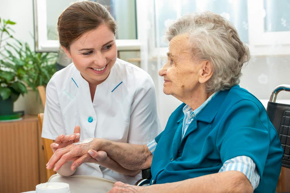 personal care for elderly