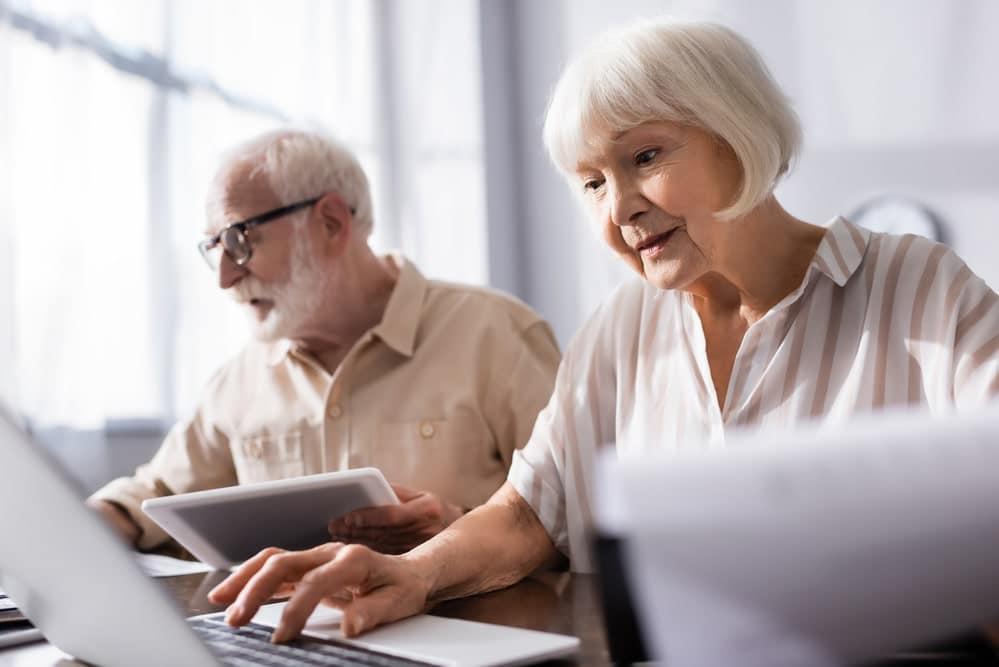 tech option for elderly