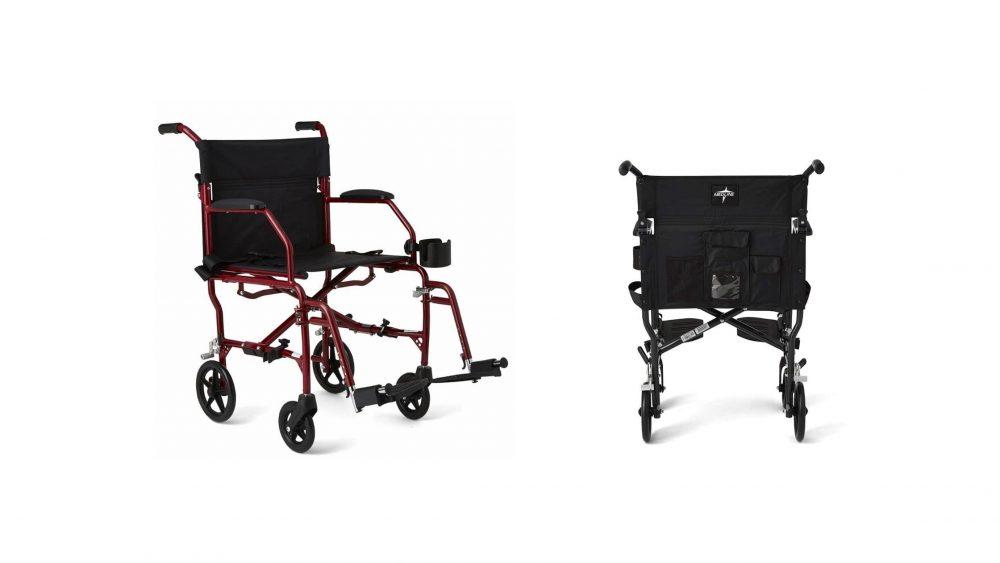 Medline Ultralight Transport Chair Review