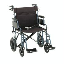 Nova Comet 332 HD w/ Removable Armrest Transport Chair