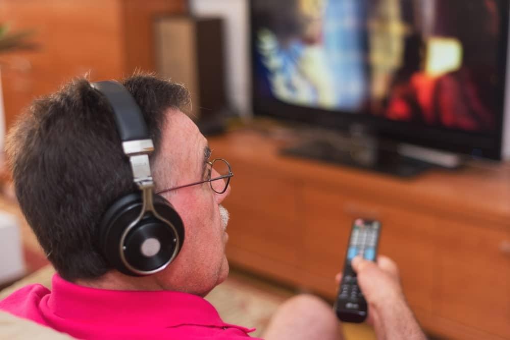 tv headphones for elderly