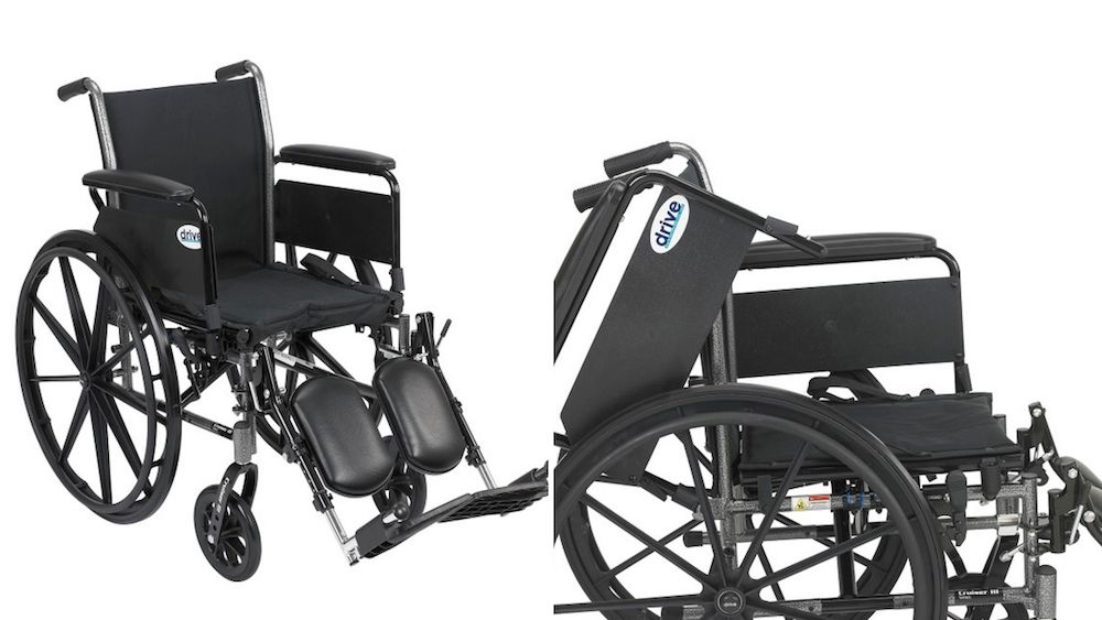 Drive Medical Cruiser III Wheelchair Review