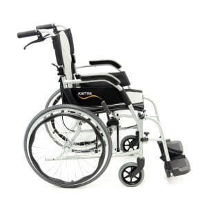 Karman Ergo Flight Ergonomic Wheelchair - S-shape