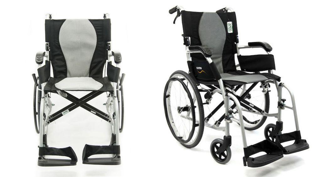 Karman Ergo Flight Ergonomic Wheelchair Review