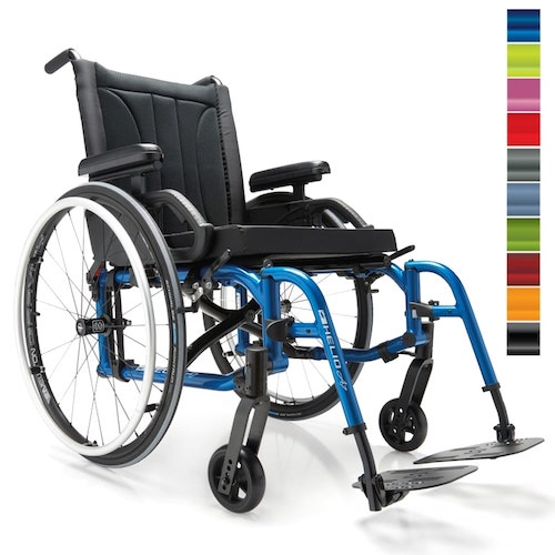 Motion Composites Helio A7 Wheelchair