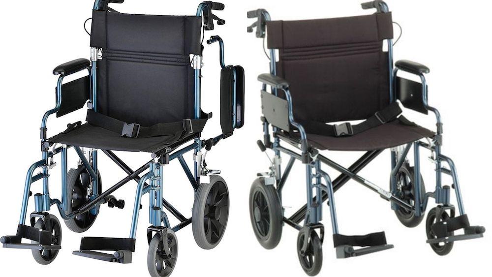 Nova Lightweight Transport Chair 352 Review