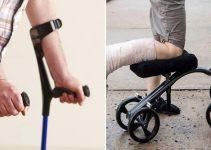 Knee Scooter vs Crutches — The Full Comparison