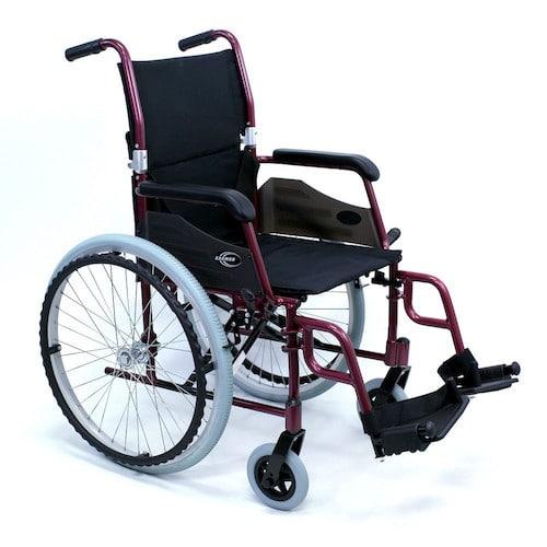 karman lt 980 ultralight wheelchair