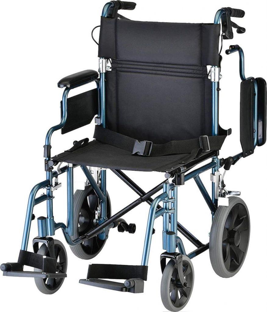 nova 352 lightweight transport chair