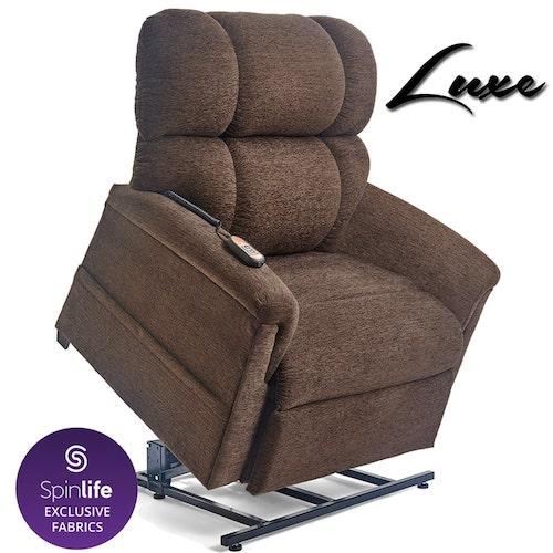 Golden Technologies Comforter Series Extra Wide Heavy Duty 3-Position Lift Chair
